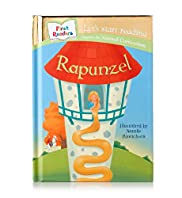 Rapunzel Story Book