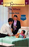 img - for The Witness : Women in Blue (Harlequin Superromance No. 1243) book / textbook / text book