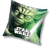 Star Wars Kissen mit Yoda-Motiv