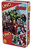 Marvel Avengers UNO Card Game in Collectors Tin