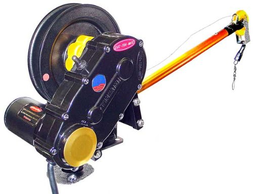 Elec-Tra-Mate 6000-D Electric Downrigger Drive System