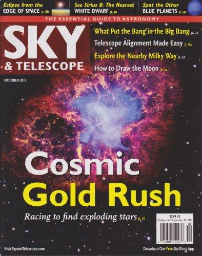 Sky & Telescope Magazine October 2013
