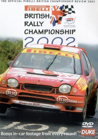 BRITISH RALLY REVIEW 2002 [IMPORT ANGLAIS] (IMPORT) (DVD)