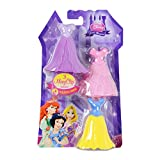 Dress your favorite Princesses in their favorite dresses.  Three dresses help you re-Live your favorite scenes from their stories.