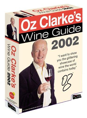 Oz Clarke's Wine Guide 2002