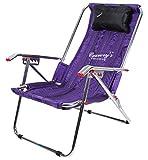 Royal Enterprises Folding Relax Chair (Blue)