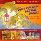 Martin Waddell Can't You Sleep, Little Bear? (Book and Play Set)