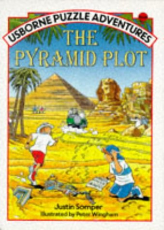 The Pyramid Plot (Puzzle Adventures), J. Somper