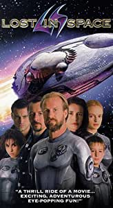 Lost in Space (Widescreen Edition) [VHS]