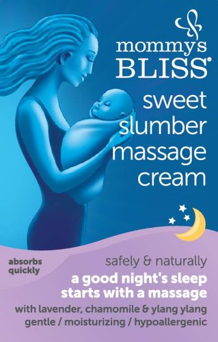 Mommys-Bliss-Sweet-Slumber-Massage-Cream-825-Fluid-Ounce