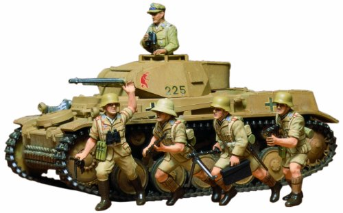 1/35 ミリタリーミニチュアシリーズ No.09 ドイツ II号戦車 F/G型 35009