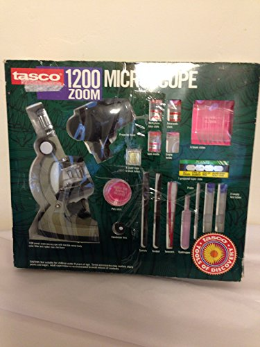 Tasco 1200 Zoom Discovery