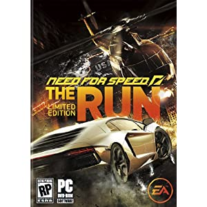 Need for Speed: The Run - Limited Edition Video Game for Windows