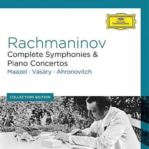 Rachmaninov: Symphonies; Piano Concertos etc.