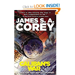 Caliban's War (The Expanse) by