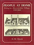 img - for People at Home: living in a Warwickshire village, 1500-1800 book / textbook / text book
