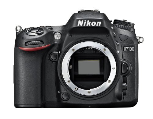 Nikon discount duty free Nikon digital single-lens reflex camera body D7100 D7100 - International Version (No Warranty)