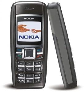 Nokia 1600 schwarz Handy  Überprüfung und weitere Informationen