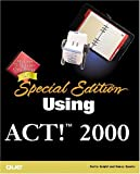img - for Special Edition Using ACT! 2000 book / textbook / text book