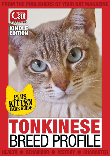 Tonkinese Breed Profile (Your Cat Magazine Breed Profiles)