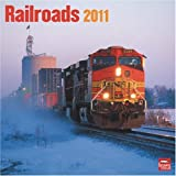 Railroads 2011 Square 12X12 Wall Calendar
