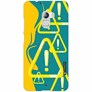 Lenovo K4 Note Back Cover - Silicon Signs Designer Cases