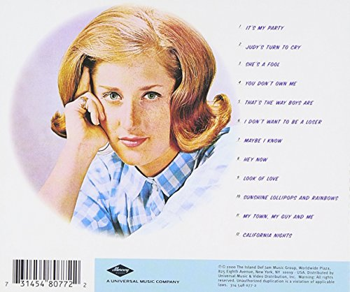 Original album cover of The Best of Lesley Gore: 20th Century Masters-(Millennium Collection) by Lesley Gore