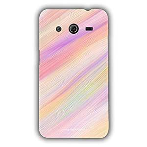 Designer Phone Covers - Samsung Core 2-colourfulwaves bg