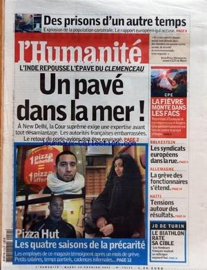 humanite-l-no-19121-du-14-02-2006-des-prisons-dun-autre-temps-linde-repousse-lepave-du-clemenceau-un