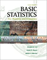 Basic Statistics for Business and Economics