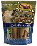 Cadet Bully Sticks Natural Dog Chews, 1 lb.