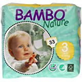 Bambo Nature Midi Short - Case of 6