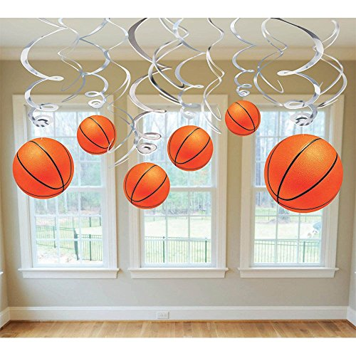 Basketball Dangler Value Pack