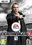FIFA Manager 13 (PC DVD)