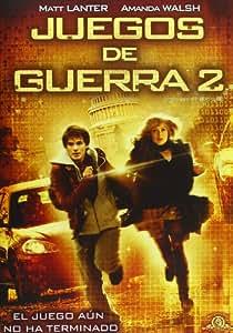 Pack Juegos de guerra 1 + 2 [DVD]