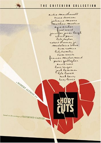 Cover art for  Short Cuts (The Criterion Collection)