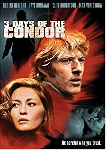 "Cover of ""Three Days of the Condor"""