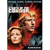 Three Days of the Condor (Ws) [DVD] [1975] [Region 1] [US Import] [NTSC]by Robert Redford