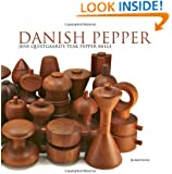 Danish Pepper: Jens Quistgaard's Teak Pepper Mills