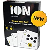 ION CARD GAME - 2 to 10 players! For kids, children, teens, adults, families, boys or girls. Perfect Christmas gift!