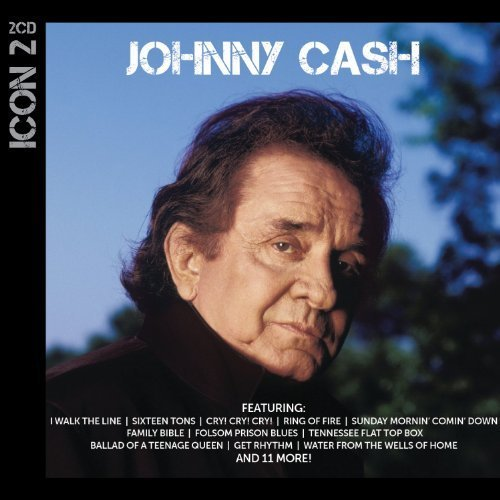 ICON [2 CD] by Johnny Cash (2014-05-03)