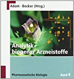 img - for Pharmazeutische Biologie 4. Analytik biogener Arzneistoffe. book / textbook / text book