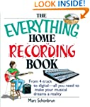 The Everything Home Recording Book: F...