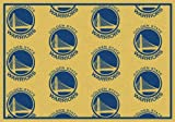 "Golden State Warriors 7'8 x 10'9"" Premium Pattern Rug at Amazon.com"