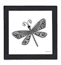 Dragonfly Pen & Ink