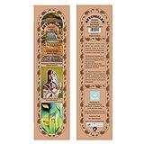 Hand-Rolled Incense Sticks- Herbal Perfumed Enchanted Loban Pack Of 10 (200 Sticks) Mega Diwali Launch