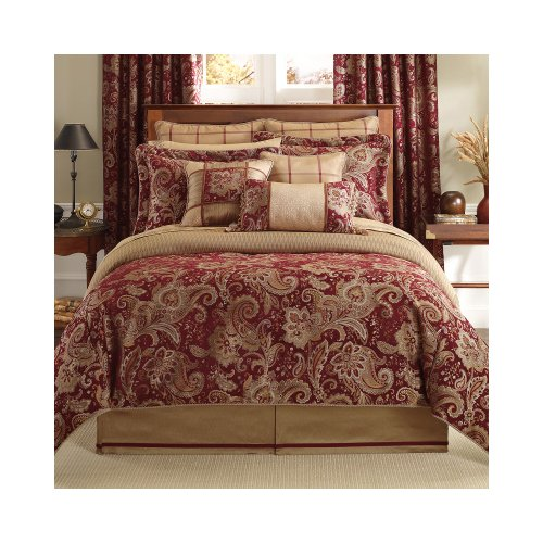 Croscill Mystique Full Comforter Set front-963639