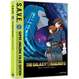 Galaxy Railways: The Complete Series S.A.V.E.