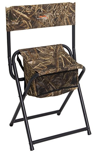 ALPS OutdoorZ 8401011 Steady Plus Hunting Stool with Insulated Cooler