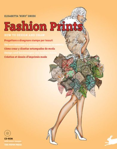 Fashion Prints: How to Design and Draw (Fashion & Textiles)